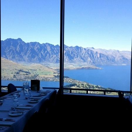 Copthorne Hotel & Apartments Queenstown Lakeview:                   面湖酒店
