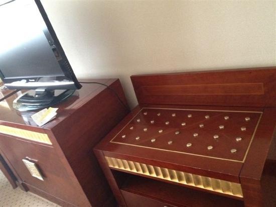 Haiyue Jianguo Hotel: 行李台