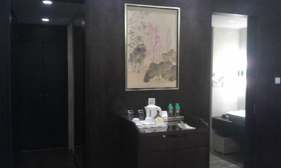 Lotus Hill Yuehai Hotel:                   房间