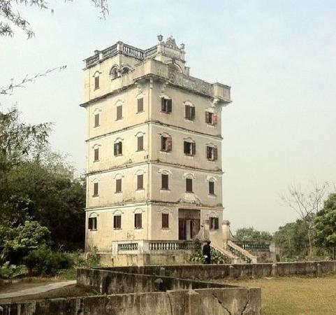Kaiping Diaolou and Villages :                   旧楼