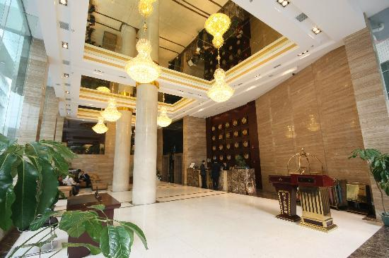Kaiyuan Hotel: 酒店大堂