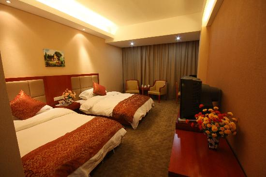 Kaiyuan Hotel: 酒店客房