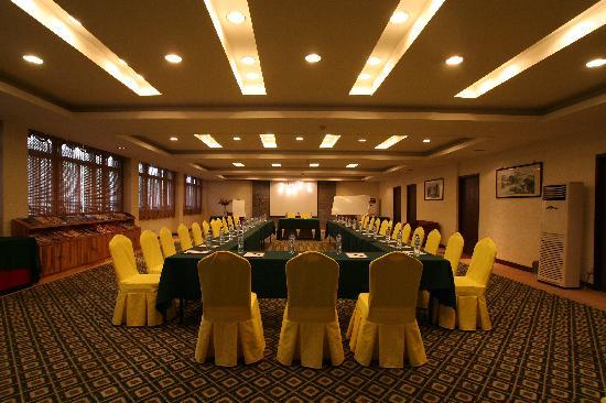 Scholars Hotel Suzhou Pan Men: 会议室
