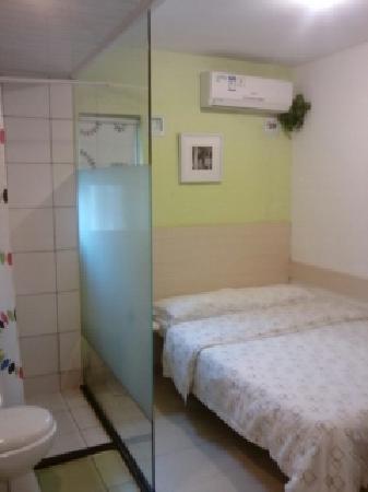 100 Inn Xiamen Canghong Road: 房间