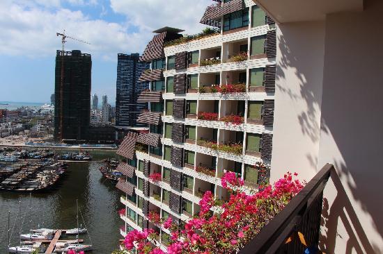 Hongzhou Eadry Resort Hotel: jiudianyijiao