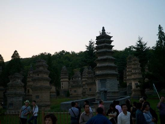 Pagoda Forest of Shaolin Temple: 嵩山少林寺塔林