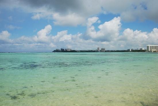 Gun Beach: 关岛沙滩
