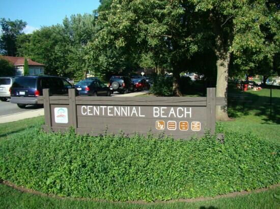 Naperville, IL: centennial beach