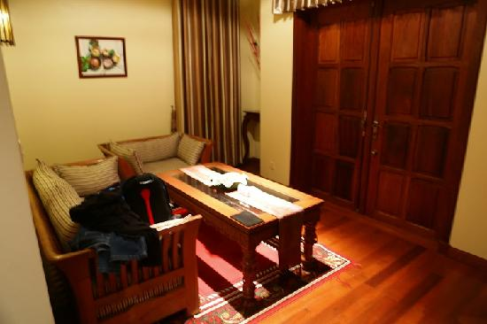La Tradition D'Angkor Boutique Resort: Champei Suite