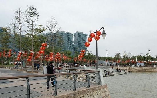 Shenzhen Bay Park: 深圳湾公园