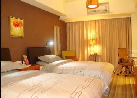 Hongzhen Anyue Hotel Weifang Shengli East: 照片描述