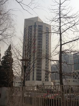 The Twenty-First Century Hotel: 日本驻华使馆对面