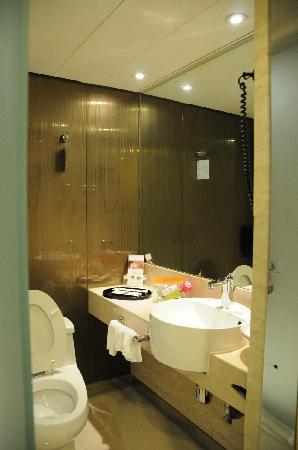 The Kowloon Hotel: 卫生间