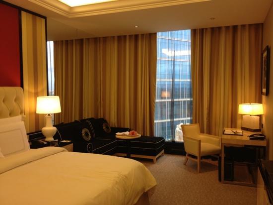 The Trans Luxury Hotel Bandung:                   房间