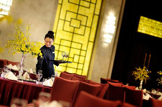 لياونينج إنترناشونال هوتل: 宴会厅服务