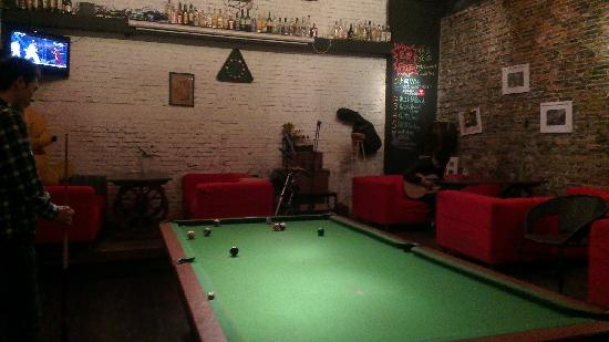Shanghai SOHO International Youth Hostel:                                     酒吧