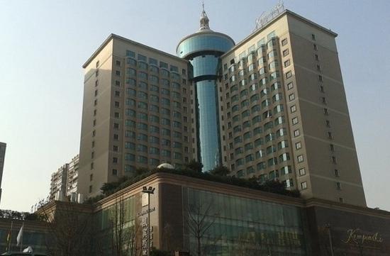 Kempinski Hotel Chengdu :                   外观