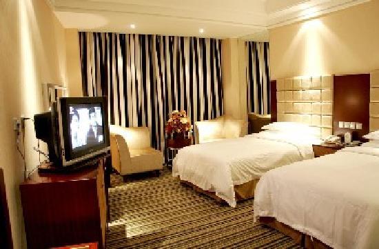 Luoyang  Shendu  Hotel: 标间2