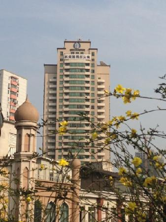 New Harbour Service Apartments :                   新黄浦