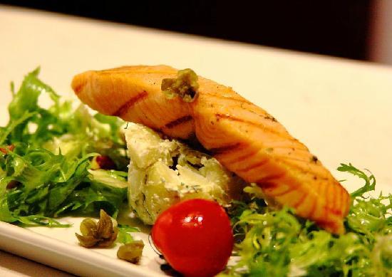 Ravioli Factory:                   salad