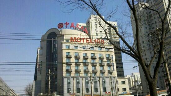 Motel 168 Beijing Anzhen Bridge :                                     莫泰168安贞桥店