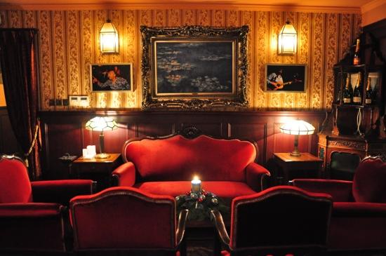 House of Blues & Jazz :                   Private Room