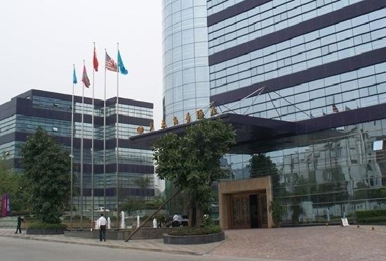Tianlai Hotel:                   外观