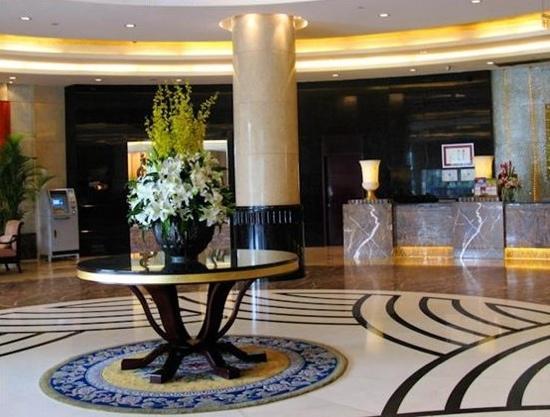 Carlton Hotel Chongqing:                   大堂