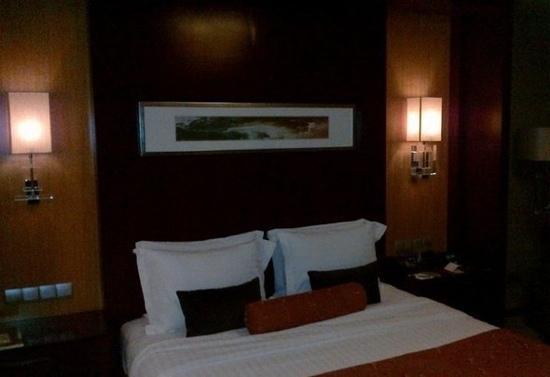 Chongqing Jinjiang Oriental Hotel:                   卧室