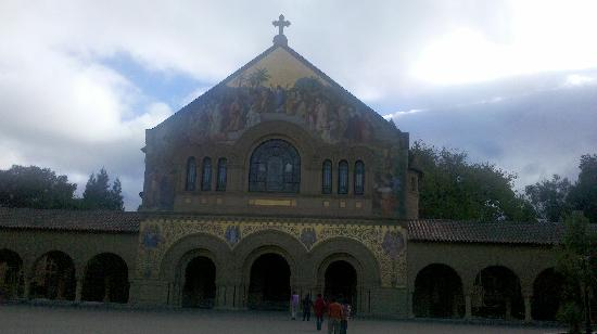 Stanford University: 教堂