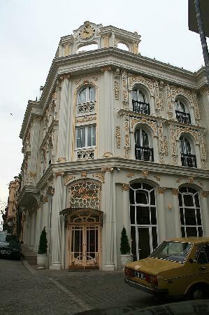 Albatros Premier Hotel: 酒店外景
