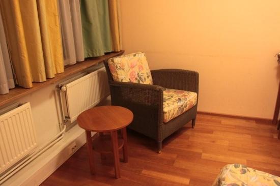 Arthur Hotel: Sofa