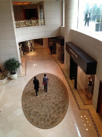 Grand Hyatt Beijing: 高端洋气的大酒店