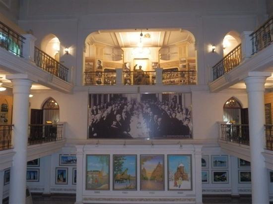 Architectural Museum: 艺术馆内