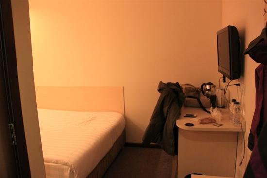 Xihua Hotel: 房间特别小