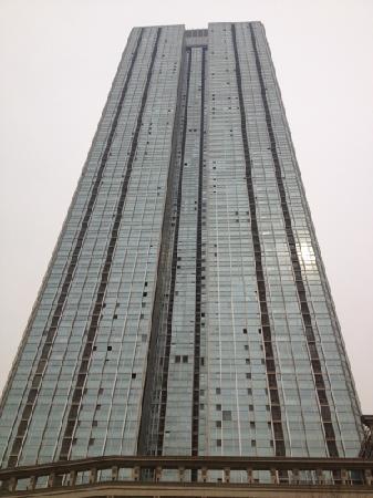 Yongtai Junyue Hotel : 酒店大厦