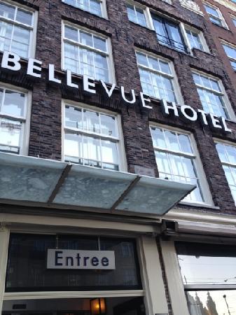 Hotel Bellevue: great