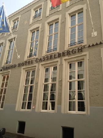 Grand Hotel Casselbergh Bruges: good