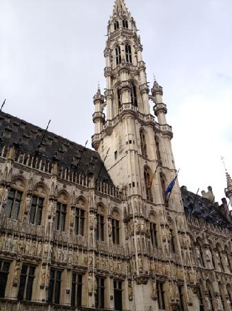 Klare Lijn - Guided Tours Brussels