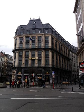 Marriott Executive Apartments Brussels, European Quarter : 很好