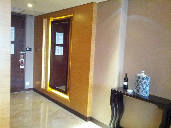 Sheraton Xi'an North City Hotel: 门厅
