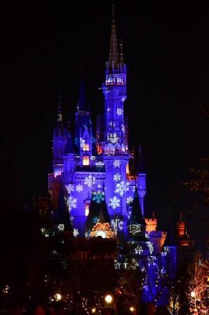 Hong Kong Disneyland Hotel:                   夜景