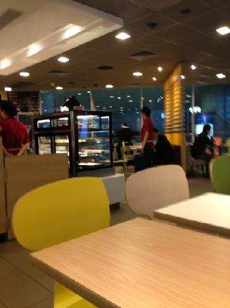 McDonald's (Hong Qiao Airport)