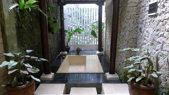Villa di Abing: rest room