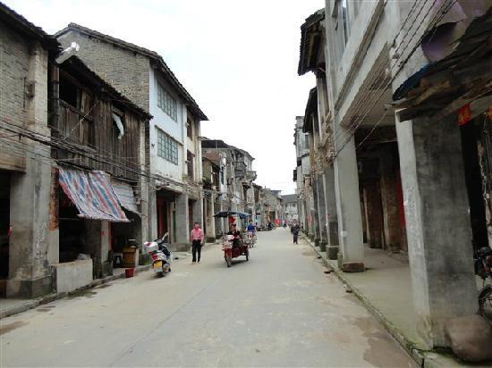 Linhe Ancient City : 旧街