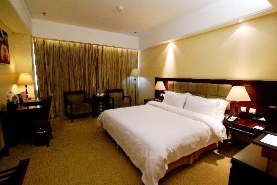 Zhaoshang Hotel : 客房单人间