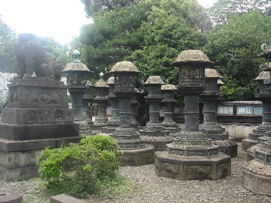 gojunotou - Bild von Toshogu Shrine, Taito - TripAdvisor