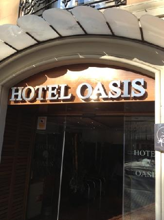 Hotel Oasis: not bad