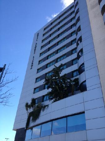 Hotel Açores Lisboa: nice