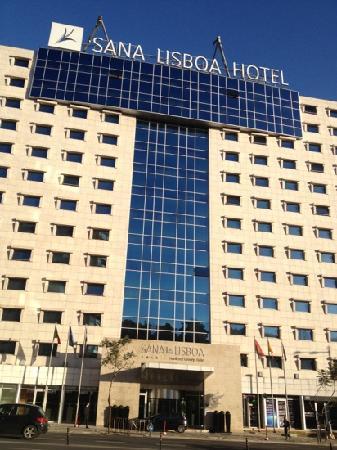SANA Lisboa Hotel: good